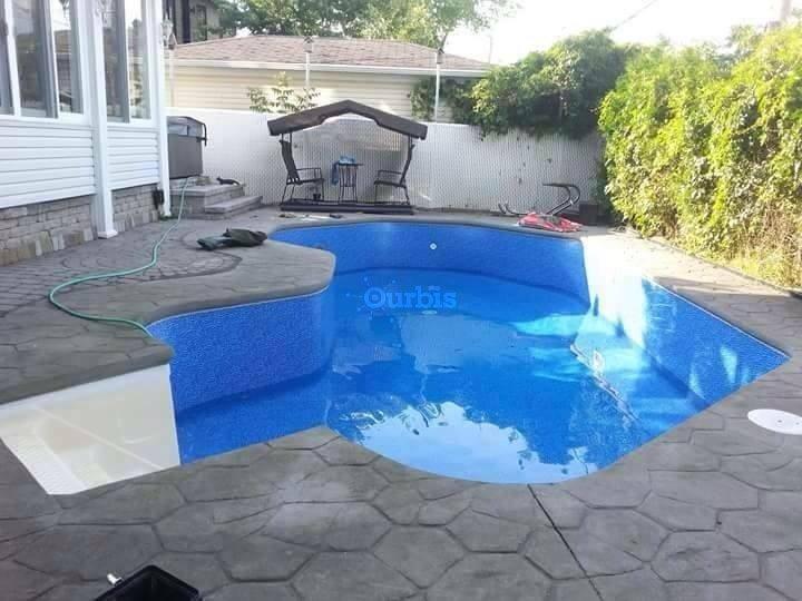 Piscine sol io laval qc ourbis for Chauffage piscine quebec