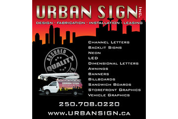 Urban Sign Inc
