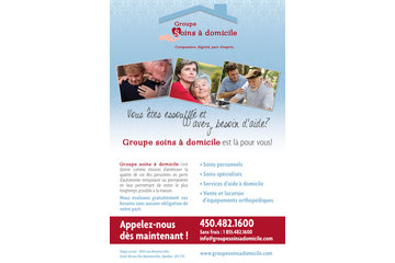 Groupe soins à domicile - In Home Care Group
