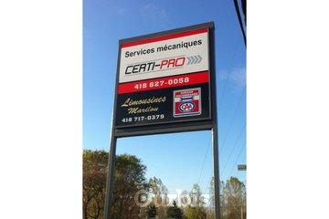 Garage Charlesbourg Certi-Pro à Québec: certi-pro