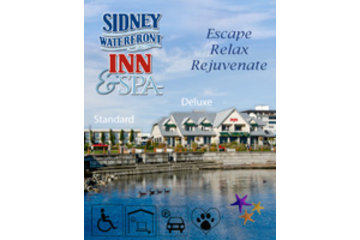 Sidney Waterfront Inn & Spa