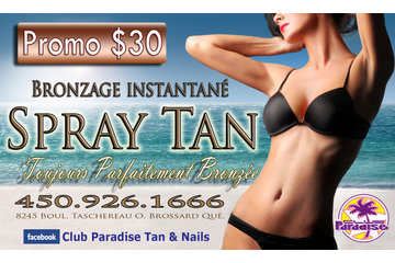 Bronzage Club Paradise