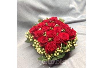 Aux fleurs de Brigitte Grondin