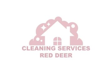 Cleaning Services Red Deer in RED DEER: Logo