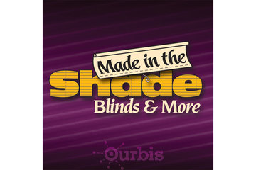 Made in the Shade Blinds & More in Abbotsford: Blinds - Our Logo!