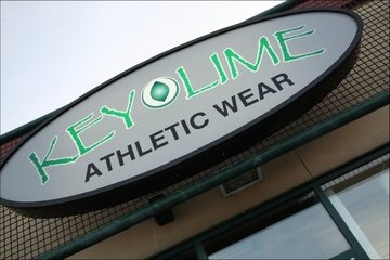Key-Lime Athletic Wear
