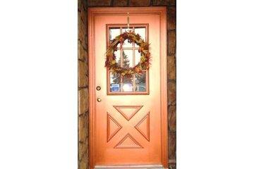 Nipawin Florists in Nipawin: Our Fancy Door!