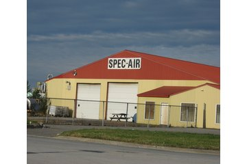 AA Spec-Air Fabrication/Installation