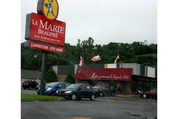 Restaurant Le Marie Beaupré in Sainte-Anne-de-Beaupré
