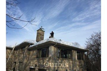 Cordistes-Montréal à Montreal: déneigement toiture