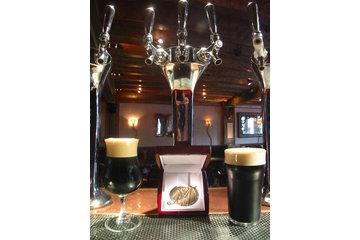 Brasserie Artisanale Le Trou Du Diable à Shawinigan: Notre médail d'Or pour le Sang d'encre du mondial de bière de 2007