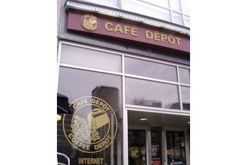 Café Dépôt à Montréal