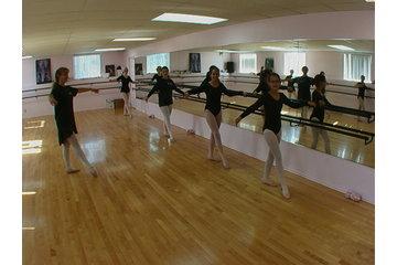 Académie de Ballet Manon Chamberland in Vaudreuil-Dorion: Studio A, vue partielle