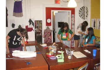 Atelier Mer-Puits à Montréal: L'atelier en action