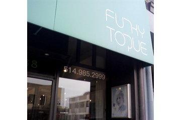 Coiffure Funky Toque