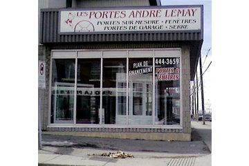 Les Portes André Lemay
