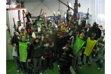 Flagswipe Paintball & Laser Combat