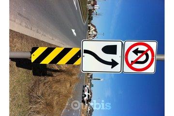 Gestimo Signalisation Inc. à Chambly: Vente et Installation de panneaux de signalisation