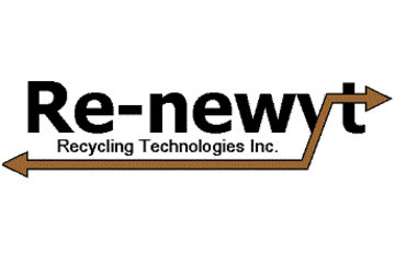 Re-Newyt Recycling Technologies Inc à Dorval: re-newyt recycling technologies logo