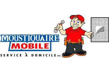 Moustiquaire Mobile Service à Domicile