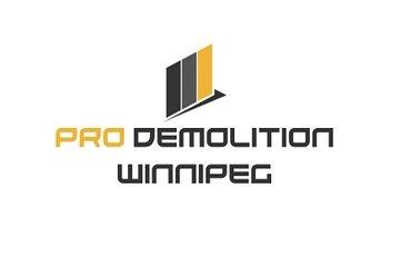Pro Demolition Winnipeg