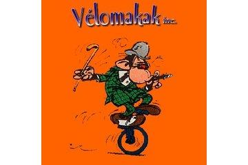 Velomakak in Montréal: Velomakak