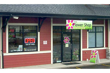 B J That Flower Shop On Vedder in Chilliwack: Our location