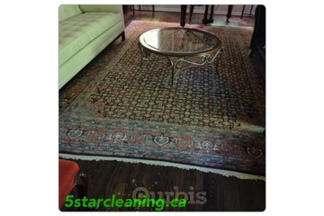 5 Star Cleaning, 24/7 Water Damage Restoration in Richmond Hill: Rug Cleaning services