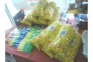 L'Experience in La Baie: popcorn fait sur place ! 2 $ le sac seulement !