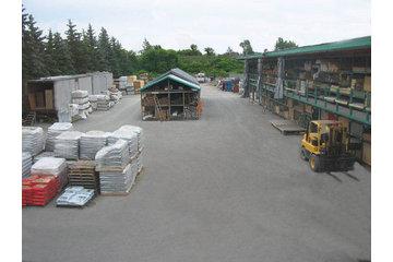 Major & Major Inc à Montréal: cour à bois