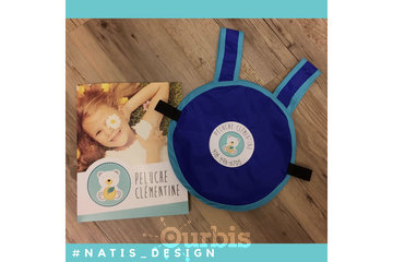 Natis Design à Vaudreuil Dorion: safety-vest-pinnies-dossard-garderie-cpe-preschool