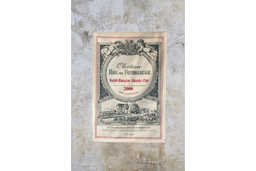 Mulberry Hill Home in Vancouver: Torchons et Bouchons Tea Towel