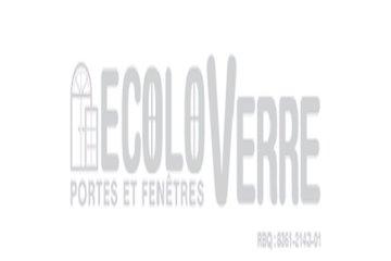 EcoloVerre - Portes et fenêtre à Québec