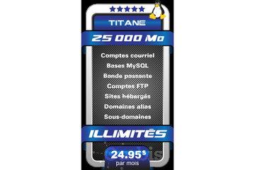 OCTOGONE INTERNET in Laval: TITANE
