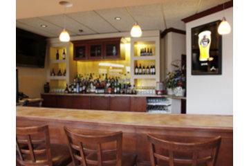 Motel - Hotel Forestel in Val-d'Or: Bar intérieur