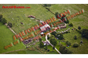 Barrie Aerial Photography - Skies Of Barrie in Barrie: Simcoe County Farm - What a Great Gift Idea!