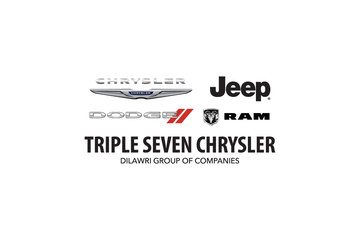 Triple Seven Chrysler in Regina: Triple Seven Chrysler, Regina SK