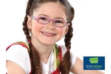 Centre Optique Bois-Francs in Victoriaville: Lunettes pour enfants - Cliente du Centre Optique des Bois-Francs