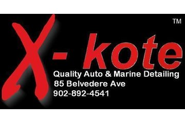X-Kote Quality Auto Detailing in Charlottetown: View from Above