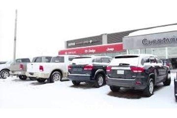 Crestview Chrysler Dodge Jeep in Regina