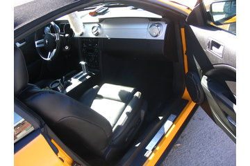 A and A Detailing in Lindsay: Mustang Interior