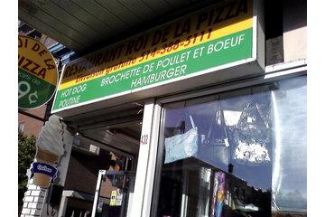 Restaurant Roi De La Pizza à Montréal