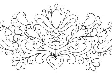 Embroidery Patterns in MIssissauga