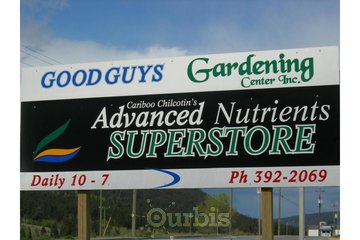 Good Guys Gardening Centre Inc in Williams Lake: Good Guys Gardening