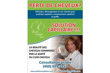 Solution Capillaire Sélect in Châteauguay