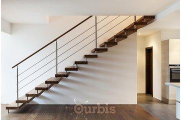 Ebenisterie Guy Le Blancq Enr in Saint-Théodore-d'Acton: installation escalier