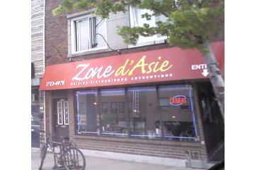 Restaurant Zone D'Asie à Montréal