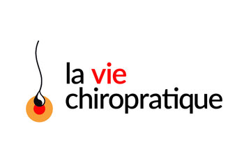 La Vie Chiropratique - Chiropraticien in Québec: Logo - La Vie Chiropratique
