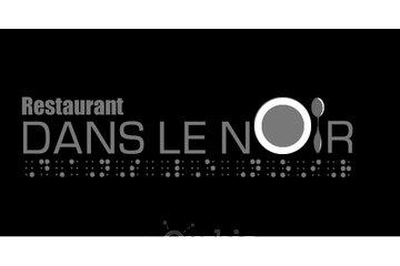 Dans Le Noir Restaurant à Montréal