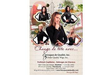 Perruques de Qualité, Inc. - Order Quality Wigs, Inc. à Pierrefonds